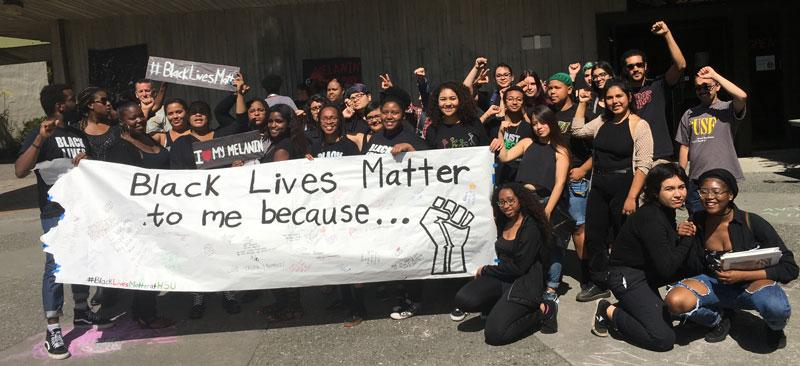 HSU Black Lives Matter